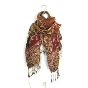 Collectioneighteen Paisley Scarf/Wrap